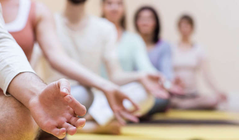 Yoga Retreat Classes in Rishikesh