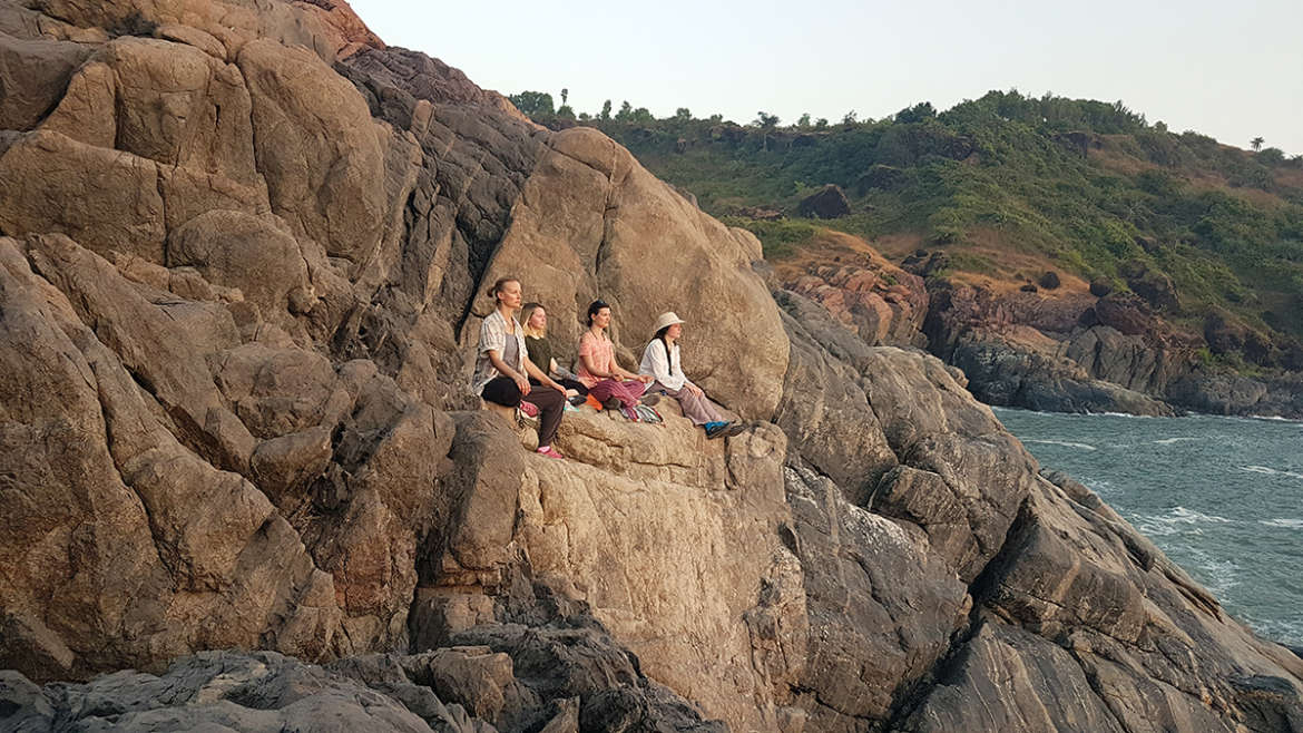 Affordable 14 Days Yoga Retreat Classes in Rishikesh India