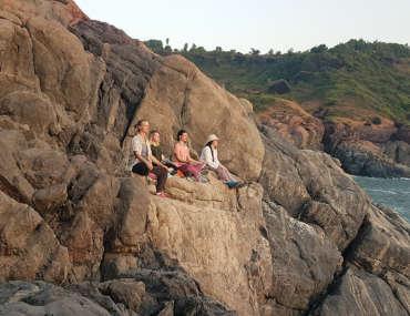 Two weeks Yoga retreat classes in Rishikesh, India