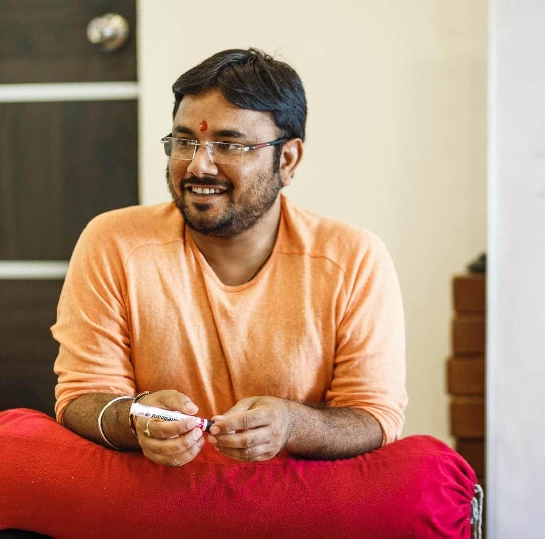 Sumit - Yoga Teacher