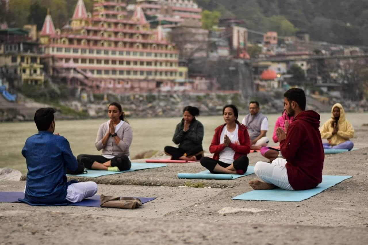 2 Days Yoga Retreat Rishikesh