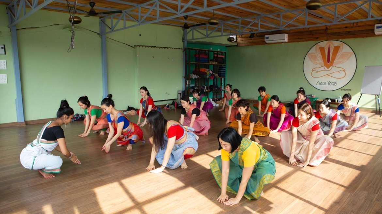 Yoga Drop in classes in Rishikesh India