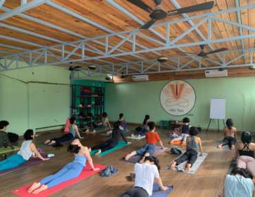 Affordable 7 Days Yoga Retreat Classes in Rishikesh India