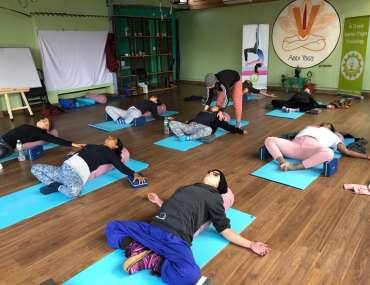 Yoga Drop-in Classes Rishikesh India